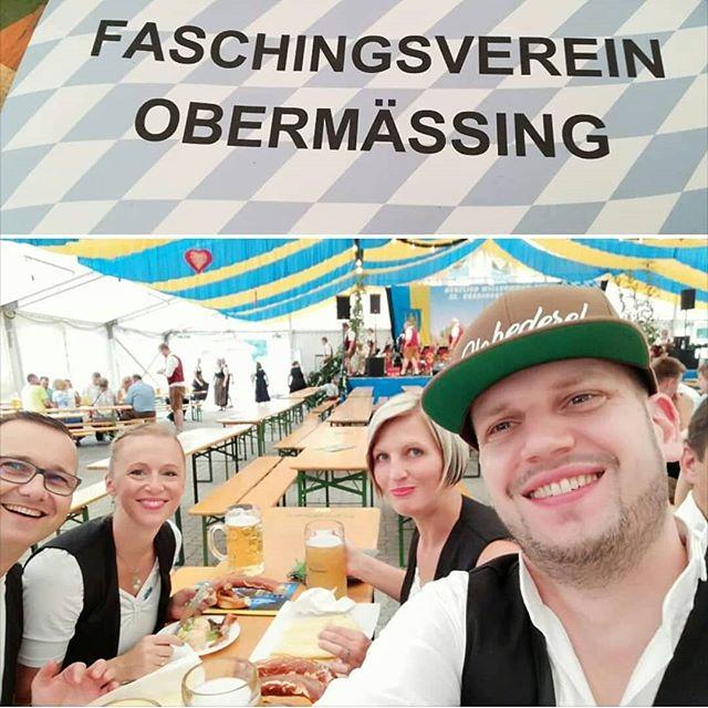 Wir waren am Freitag vertreten bei der Eröffnung des @volksfest_greding_lenting in Greding  #volksfest #tradition #unterwegs